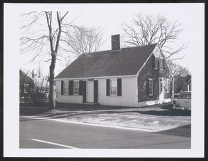 111 Old King's Highway, Yarmouthport, Mass.