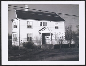 112 Old King's Highway, Yarmouthport, Mass.
