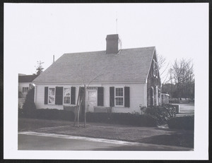 115 Old King's Highway, Yarmouthport, Mass.