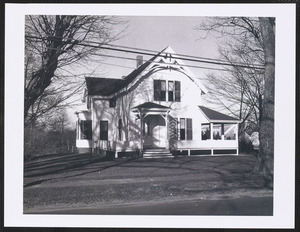 120 Old King's Highway, Yarmouthport, Mass.