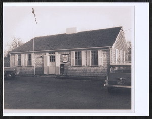 231 Old King's Highway, Yarmouth Port, Massachusetts (Yarmouth Port Post Office)