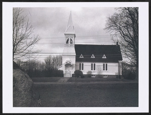 "266 Old King's Highway, Yarmouth Port, Massachusetts (Church of the New Jerusalem ""New Church"")"