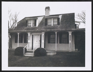 8 Strawberry Lane, Yarmouth Port, Massachusetts (Edward Gorey House)