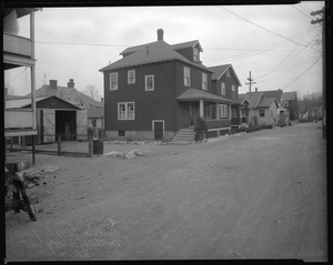 #12 Pagum St. looking SWly from northerly side of st., Dec. 9, 1936