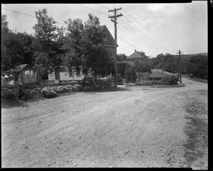 #101 Williams St. view looking westerly from in front of #110, July 7, 1936