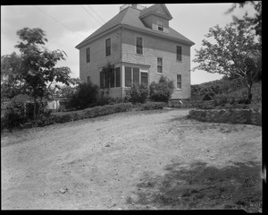 #118 Williams St (Everton) view looking NEly from in front of #115, July 7, 1936