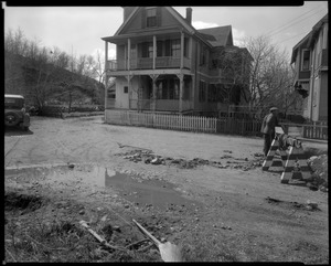 #29 Nevada Ave. looking southerly from street, April 14, 1936