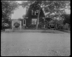 #52 Gordon St. view looking northerly, Sept. 23, 1933