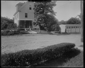 #19 Gordon St. view looking SWly, Sept. 23, 1933