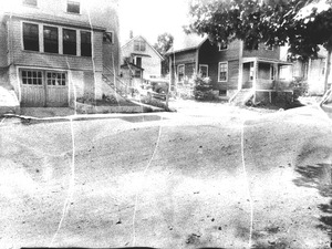 #13 + #17 Preston St. looking NEly, July 26, 1935