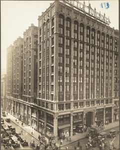 Little Building, Tremont Street, October 28, 1927