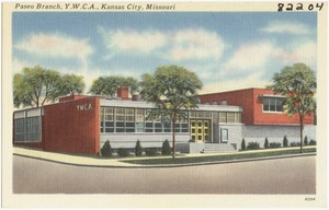 Paseo Branch Y.W.C.A., Kansas City, Missouri