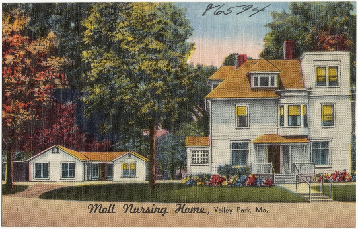Moll Nursing Home Valley Park Mo