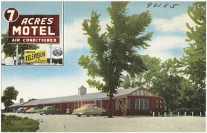 7 Acres Motel, Wentzville, Missouri