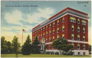Deaconess Hospital, Billings, Montana