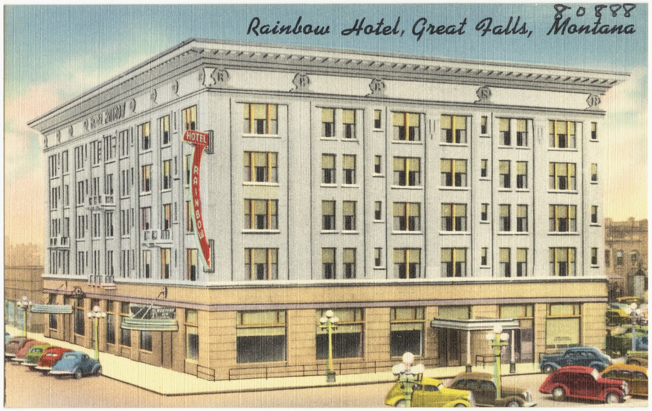 Rainbow Hotel Great Falls Montana