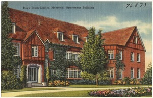 Boys Town Eagles Memorial Apartment Building