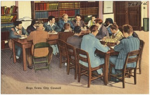 Boys Town City Council