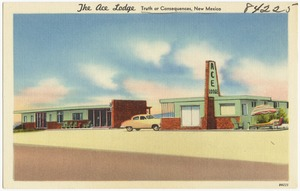 The Ace Lodge, Truth or Consequences, New Mexico