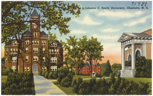 23. Johnson C. Smith University, Charlotte, N. C.