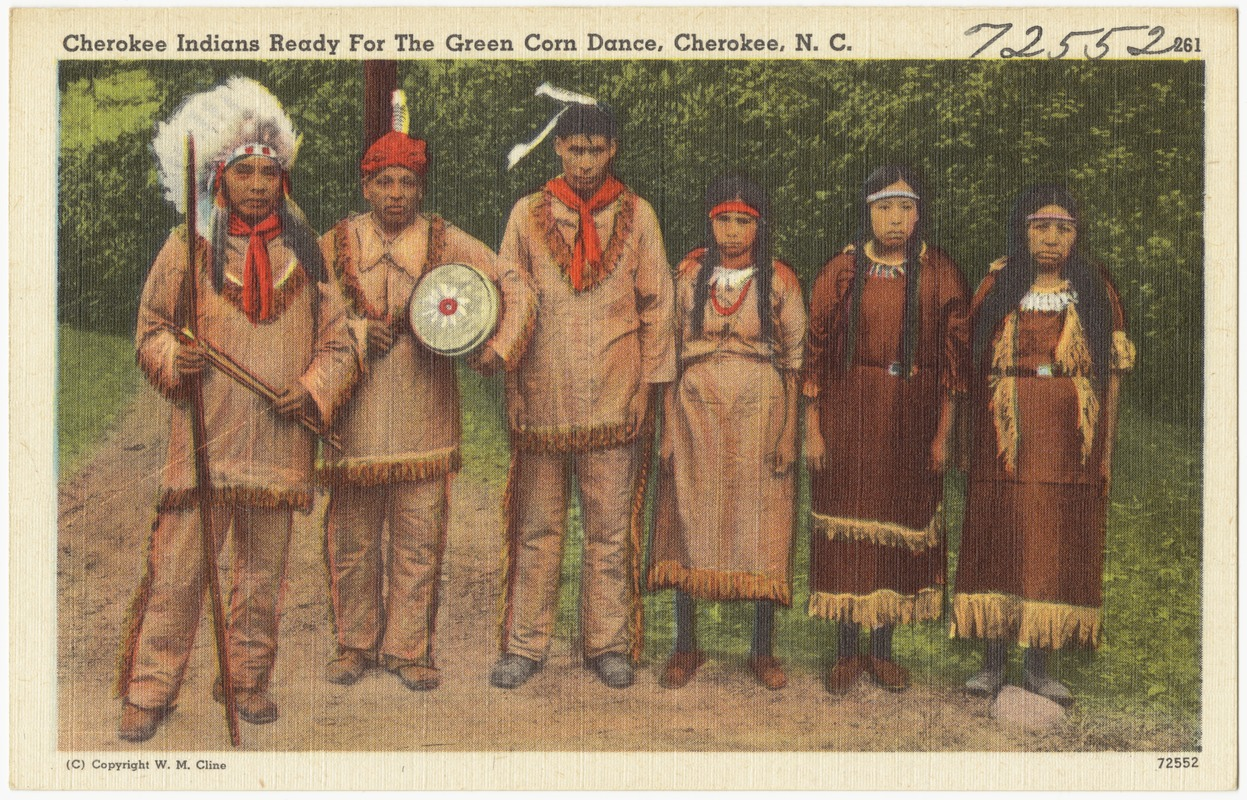 Cherokee Indians: Weapons and Warfare