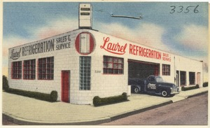 Laurel Refrigeration Sales & Service