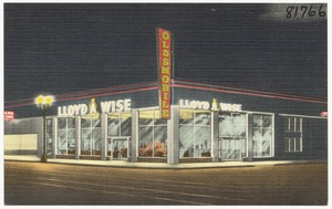 Lloyd A. Wise Oldsmobile