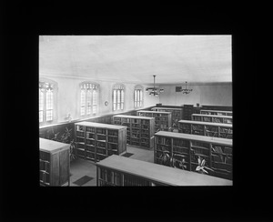 Library, Perkins Institution, 1913