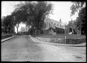 St. John's Church, Roanoke Ave. & Revere St. Jamaica Plain