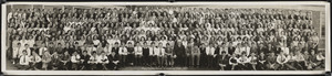 Mary Curley School graduating class 1937