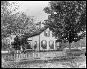 B. Nugent's house