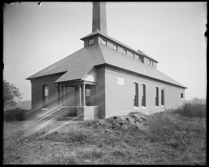 BWW  (Billerica Water Works) pumping station front