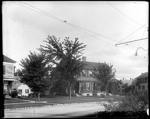#26 Talbot Avenue, 1904 prize contest, front, fall