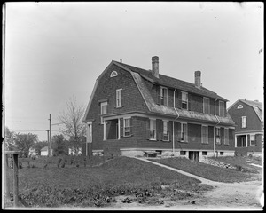 #20 Talbot Avenue, 1904 prize contest, rear, spring