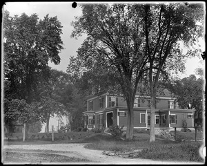 #4 Talbot Avenue, 1904 prize contest, rear, spring