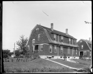 #20 Talbot Avenue, 1904 prize contest, rear, fall