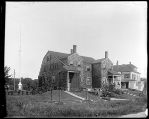 #28 Talbot Avenue, 1904 prize contest, rear, fall
