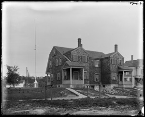 #28 Talbot Avenue, 1904 prize contest, rear, spring