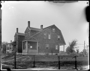 #26 Talbot Avenue, 1904 prize contest, rear, spring