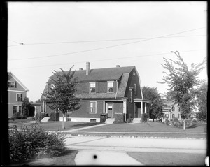 #16 Talbot Avenue, 1904 prize contest, front, fall