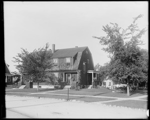 #20 Talbot Avenue, 1904 prize contest, front, fall