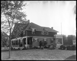 #32 Talbot Avenue, front and side