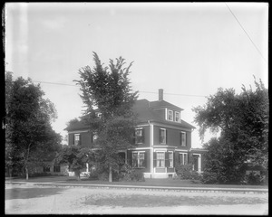 #4 Talbot Avenue, front side view
