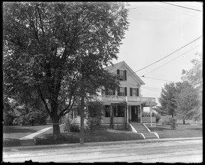 #8 Lowell Street, front