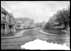Jamaica Plain, Massachusetts. Oak View Terrace