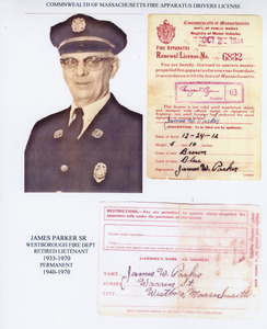 Fire Apparatus Driver's License