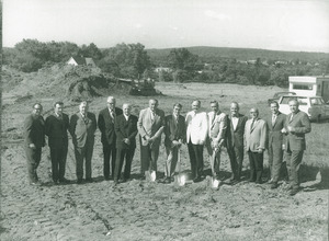 Breaking ground for the Westborough District Court
