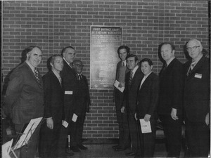 Dedication of the Westborough District Court