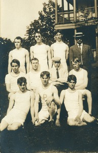 Boy's Athletic Team