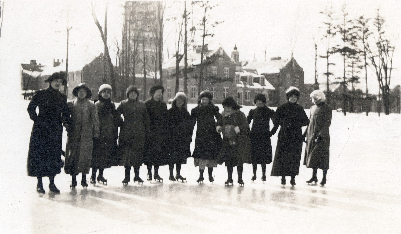 Class on Skates, Perkins Pond
